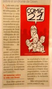 Reseña en Revista Pronto